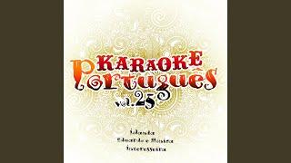 100 por Cento Voce (No Estilo de Chiclete Com Banana) (Karaoke Version)