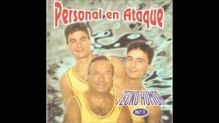 """Personal en Ataque - Tecno Humor - Pista 02 - Eau de Sobac """"Paco Marrane"""""""