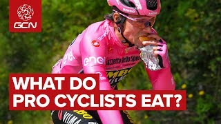 What Do Professional Cyclists Really Eat?   Nutrition Insights With Nigel Mitchell
