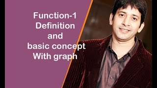 Function-1(Definition and basic concept) thumbnail
