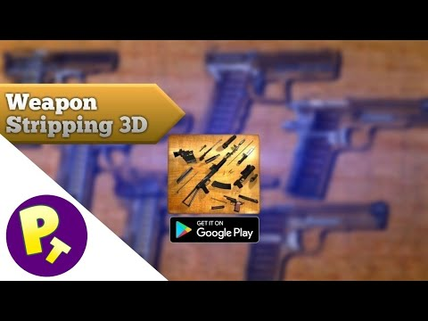 Weapon stripping 3D