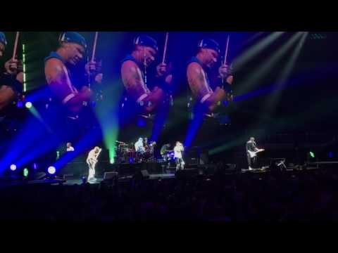 Red Hot Chilli Peppers, Little Rock AR 4/22/2017