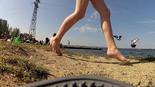 Клип на пляже - Люблю только тебя