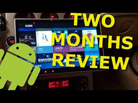 Two months with my ANDROID 8 Head Unit - XTRONS TE103AP review
