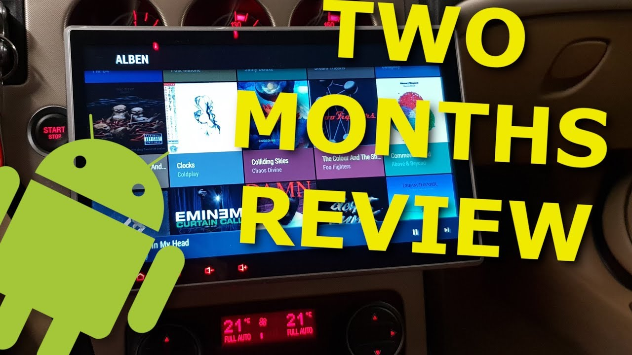 Two months with my ANDROID 8 Head Unit - XTRONS TE103AP