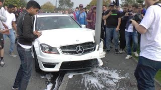 WTF Epic Driving FAILS Caught On Camera! Stupid Drivers 2018