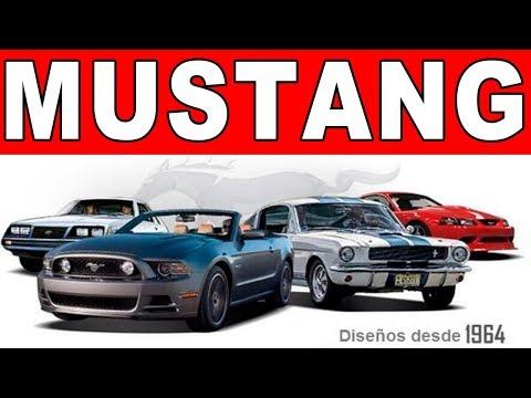 Ford Mustang: Su historia. I Tixuz Autos ¿le falta el final?