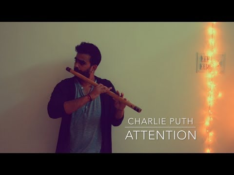 ATTENTION | FLUTE COVER | CHARLIE PUTH