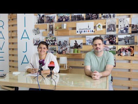VÍDEO: Mamen Beato presenta las actividades del área de Juventud para el verano