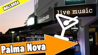 Palma Nova Majorca Spain: Evening and Nightlife