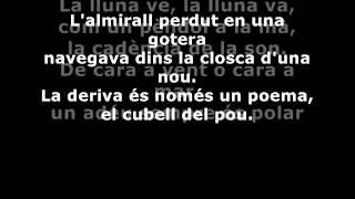EL PRIMER ABRE DEL BOSC (lletra) -BLAUMUT