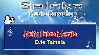 Evie Tamala - Akhir Sebuah Cerita koplo | Karaoke musik Version Keyboard + Lirik tanpa vokal