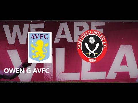 Aston Villa Vs Sheffield United Vlog