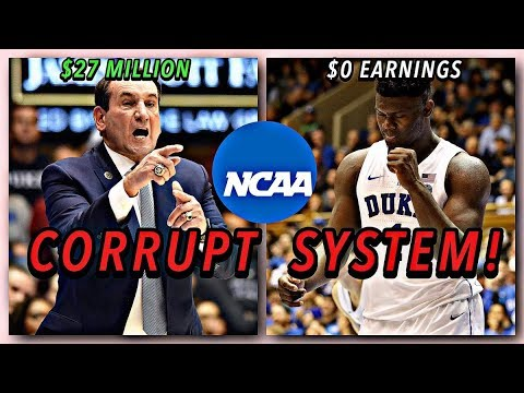 NCAA: The Corrupt System of College Sports