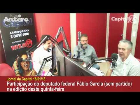 Entrevista Fabio Garcia Jornal da Capital 1801
