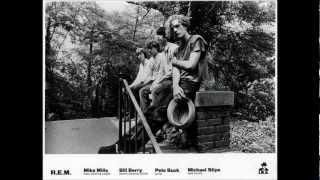 R.E.M - Carnival Of Sorts (Boxcar) with Lyrics