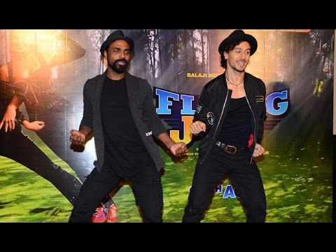Uncut Beat Pe Booty Song Launch A Flying Jatt Tiger Shroff Remo Dsouza