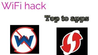 Top 2 WiFi hack app