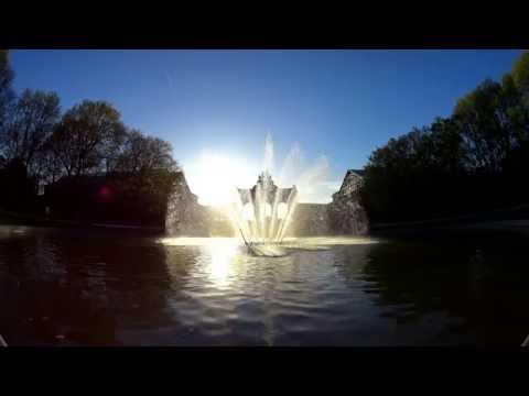 30 minutes   Parc du Cinquantenaire Fountain, Brussels, Belgium