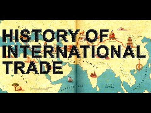 History of International Trade | The Atlantic Slave Trade