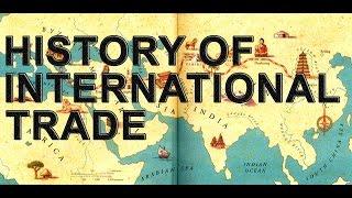 History of International Trade | The Atlantic Slave Trade