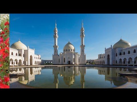 Поездка в Древний Булгар.Белая мечеть.#1