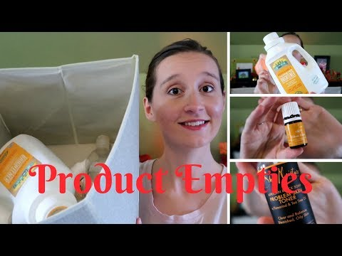 Empties (#1) Natural and Cruelty Free Products