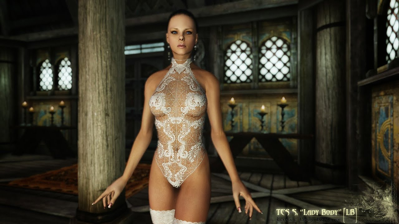 Nude girls playing skyrim join