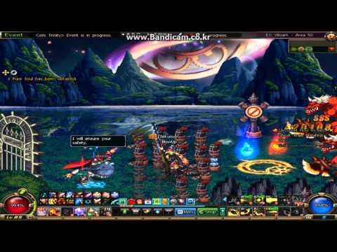 [DFO] EX: Vilmark Time Attack!  (F/Launcher)