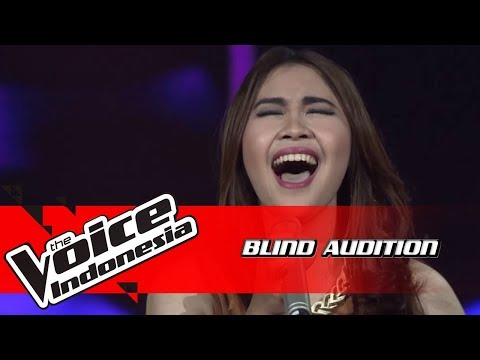 Fanny - Mantan Terindah | Blind Auditions | The Voice Indonesia GTV 2018