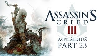 Assassin´s Creed 3 Let´s play mit SiriuS 23 / DE 1080p