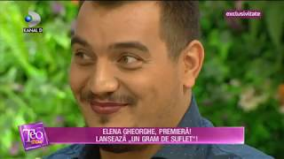 Teo Show (18.09.2018) - Ce i-a facut Elena Gheorghe lui Bursucu in direct? Partea 6