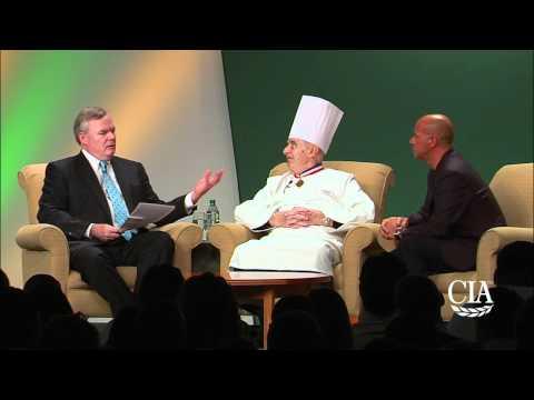 CIA Chef of the Century Paul Bocuse