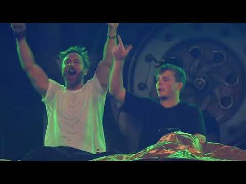 David Guetta & Martin Garrix & Brooks - Like I Do ( Martin Garrix - Tomorrowland 2018 )