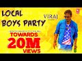 Download Local Boys Party | Kannada Rap EDM HD  Song | ViRaj Kannadiga MP3 song and Music Video