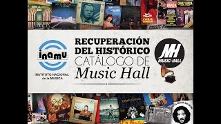 Conferencia de prensa: Recuperación del catálogo Music Hall