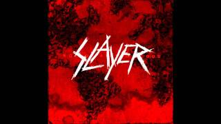 SLAYER - ATROCITY VENDOR [FULL SONG WITH LYRICS]