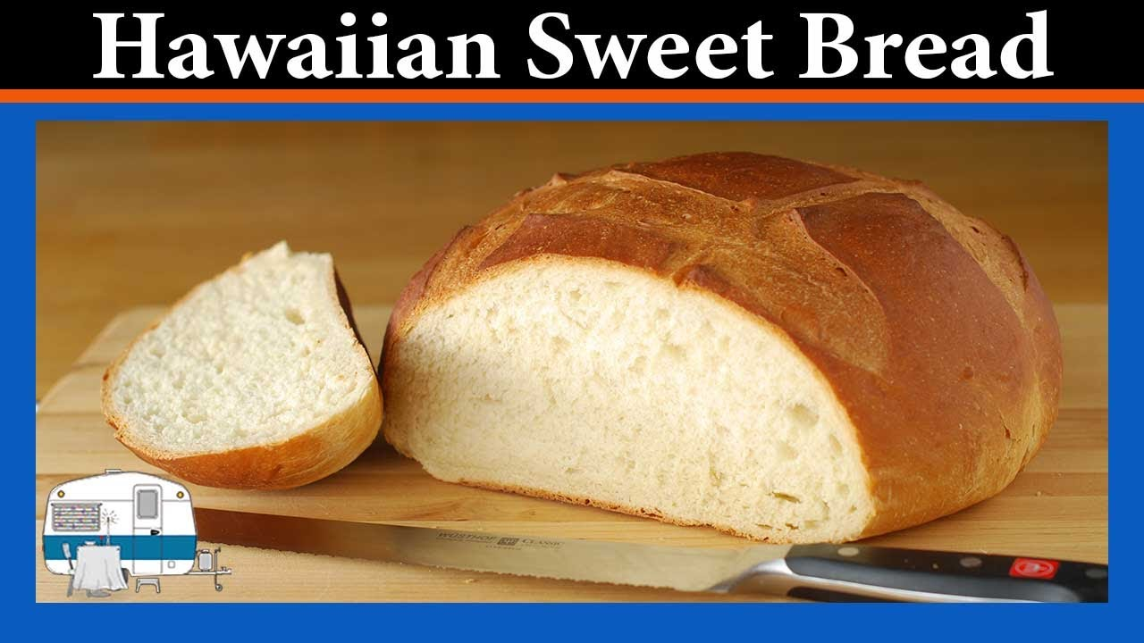 How To Make Sweet Bread