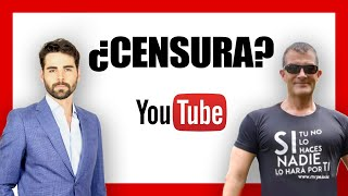 🔴DIRECTO - ¿CENSURA YOUTUBE? con Aitor Guisasola