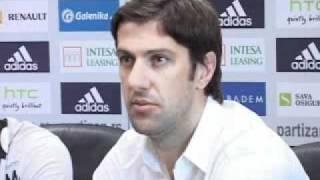 Mladen Krstajić - David Mango ima potencijal da igra u Partizanu