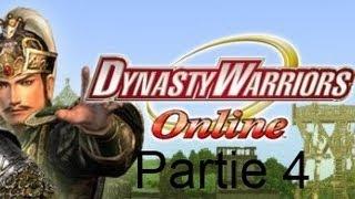 Test Dynasty warriors online par Nazband et Adraeth, partie 4/6