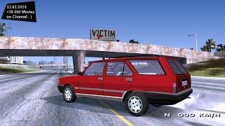 Tofaş Kartal SLX 2000 Grand Theft Auto San Andreas GTA SA MOD