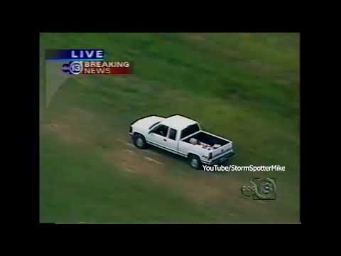Houston Police Chase 7-21-2006