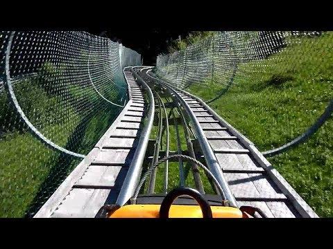 Alpsee Coaster 2018 - Die Längste Und Geilste Rodelbahn Deutschlands