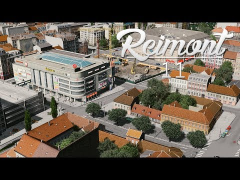 Cities Skylines: Reimont | Episode 11 - Shopping Mall