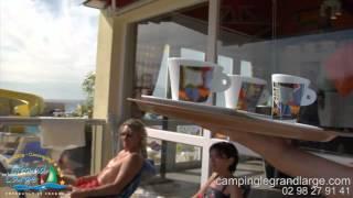 Camping Grand large, Camaret sur mer