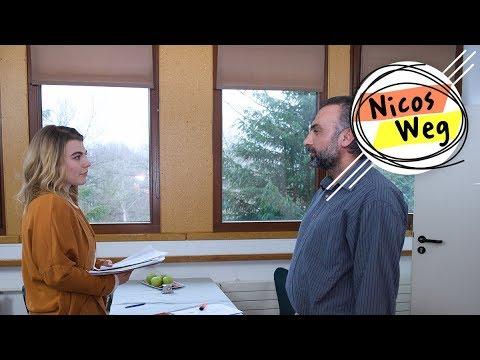 Nicos Weg – B1 – Folge 3: Bei der Arbeit