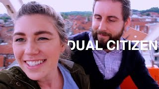 Dual citizenship for our baby? //vlog