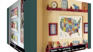 Wall Mounted Shelving Picture Ideas | Wall Bookshelves For Kids