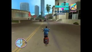 Grand Theft Auto Vice City Beta Gameplay#1